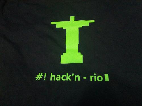 Hacknrio evento de software libre