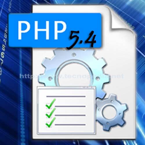 Nuevas funcionalidades PHP 5.4