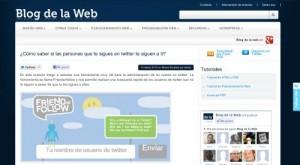 Blogdelaweb