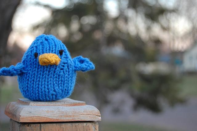 Como usar el símbolo @ en Twitter para enviar mensajes