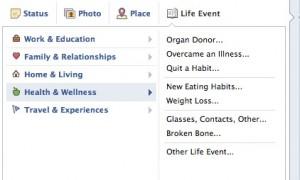 Opción donación de órganos