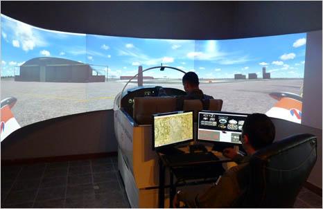 Simulador de vuelo, caso práctico de una megatendencia tecnológica