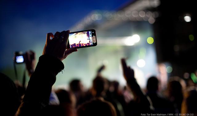 Aplicaciones móviles para decidir a qué festival ir este verano