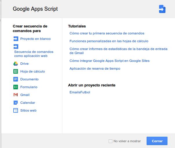 Google Apps Script 2