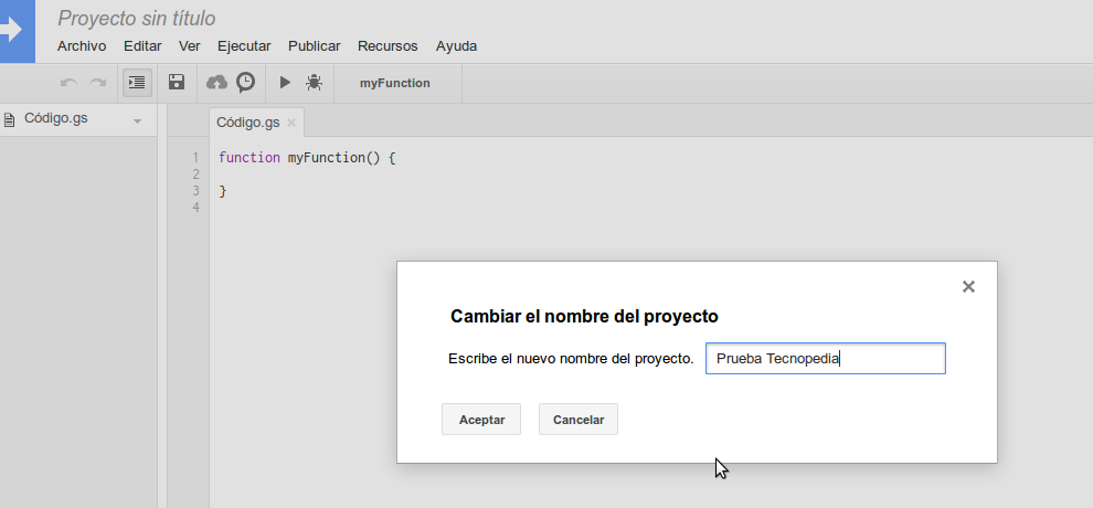 Google Apps Script 3