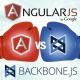 Los gigantes de JavaScript: AngularJS y BackboneJS